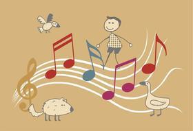 Bild: Kinderkonzert: Peter und der Wolf