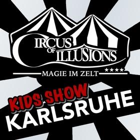 Bild: Circus of Illusions - Tour 2019 - Karlsruhe - KIDSSHOW