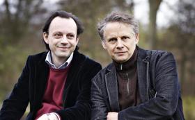 Bild: Brahms-Preis 2019 - an Pieter Wispelwey & Paolo Giacometti