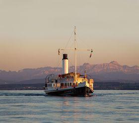 Bild: Das Literaturschiff