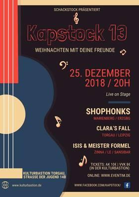 """Bild: KAPstock No.13 - """"Weihnachten mit deine Freunde"""""""