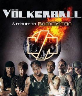 Bild: VÖLKERBALL Tribute to Rammstein - 99% Rammstein - 100% Völkerball Tour 2019