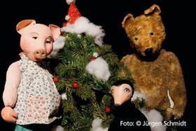 Bild: Der Weihnachtsapfel