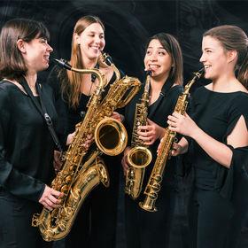 Bild: Back to the roots |Saxophon Quartett - Eine musikalische Reise mit dem Quartet Vela