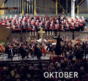 Bild: J.S.Bach: H-moll-Messe - Kantorei St.Matthäus, Haydn-Orchester Bozen, Leitung: Susanne Hartwich-Düfel