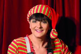 """Bild: Comedy: Rena Schwarz """"Weihnachtsboykott"""""""