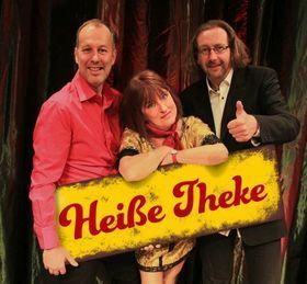 Bild: Frl. Knöpfle & ihre Herrenkapelle - HEIßE THEKE