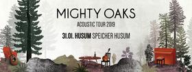 Bild: Mighty Oaks - Acoustic Tour 2019