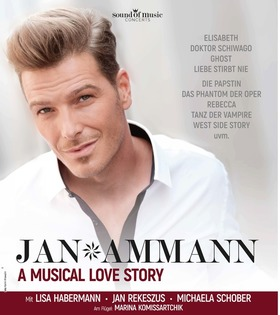 JAN AMMANN - A Musical Love Story