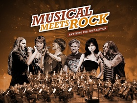 Bild: Musical Meets Rock 2019 - Anything for Love-Edition mit Stargast Alexander Melcher & dem SAP Sinfonieorchester