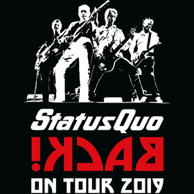 STATUS QUO - Back! On Tour 2019