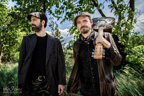 "Bild: Holger ""Hobo"" Daub und Tim Lothar"