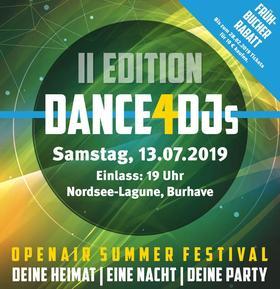 Bild: Dance4DJs - Deine Heimat/Eine Nacht/Deine Party