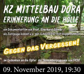 Bild: KZ Mittelbau Dora – Erinnerung an die Hölle
