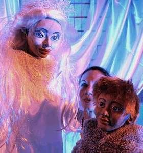Die Schneekönigin - Theater mit Puppen und Live-Musik nach dem Märchen von Hans Christian Andersen