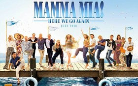 Bild: Mamma Mia! Here we go again
