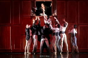 """Spellbound Contemporary Ballet (I) """"Rossini Ouvertures"""""""