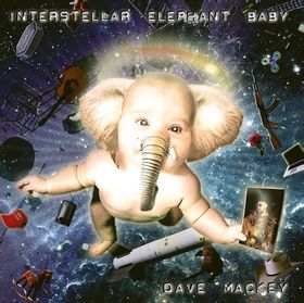 Bild: Dave Mackey - Interstellar Elephant Baby Tour 2019 - Premiere in Altenburg