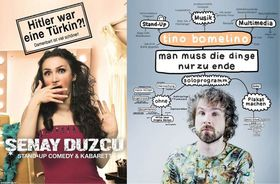 Bild: Comedy Mixed Show mit Senay Duzcu und Tino Bomelino