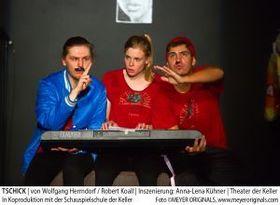 Bild: Tschick - Theater der Keller, Köln