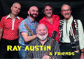 Bild: Ray Austin & Friends - Old songs & new songs, blue songs & true songs