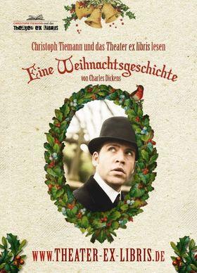 Bild: Lesung Charles Dickens - Eine Weihnachtsgeschichte