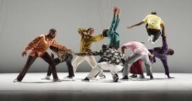 """Via Katlehong Dance Company & Gregory Maqoma (ZA) """"Via Kanana"""""""