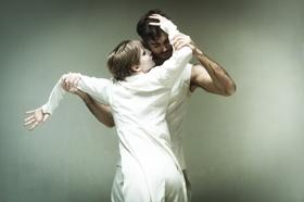 """Scapino Ballet Rotterdam (NL) """"Pas de Deux"""""""
