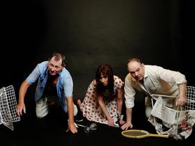 Bild: Theaterabend - Illusionen einer Ehe