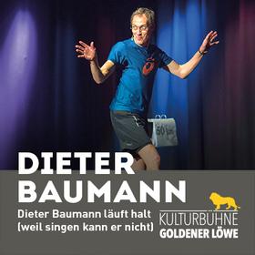 Bild: Dieter Baumann - Dieter Baumann läuft halt (weil singen kann er nicht)