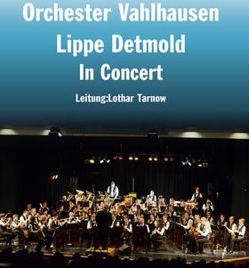 Orchester Vahlhausen Lippe-Detmold - Von Classic bis Pop im Frühling