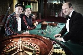 Bild: Berta Epple im Casino-