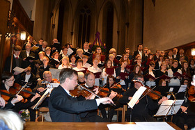 Bild: Adventskonzert - Camille Saint-Saëns: Oratorio de Noël