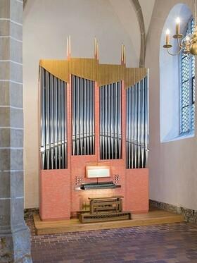 Bild: Konzert für Orgel und Trompete