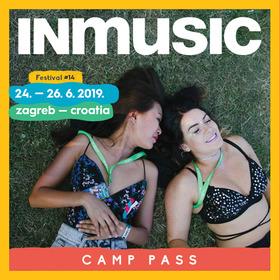 Bild: INmusic Festival 2019 - Camping Ticket