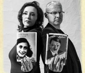 Bild: Annes Kampf - Anne Frank vs. Adolf Hitler