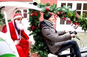 Bild: Weihnachtsmarkt-Tour mit Glühwein-Stopp / Christmas market tour with Glühwein stop (max. 2 Pers.) - Weihnachtsmarkt-Tour mit Glühwein-Stopp / Christmas market tour with Glühwein stop (max. 2 Pers.)