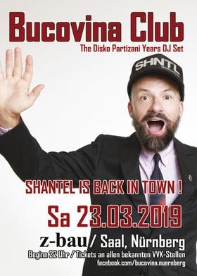 Bucovina Club feat Shantel - Shantel is back in Town!
