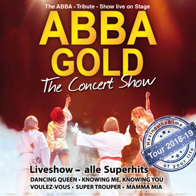 Bild: ABBA Gold - Having the Time of your Life - Tour 2019