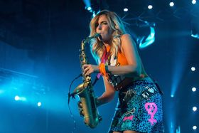 Candy Dulfer & Band / Bodenseefestival 2019 - Funky Stuff aus Holland