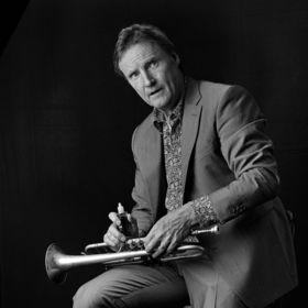 "New JazzPort Orchestra & Bert Joris (Trompete) / Bodenseefestival 2019 - ""Walking Tip Toe"" - Big Band Jazz"