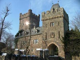 Bild: Themenführung: Die Burg Klopp - Touristenattraktion des 19. Jahrhunderts