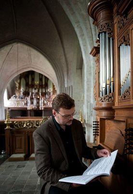Orgelkonzert / Bodenseefestival 2019 - Werke von Komponisten der Benelux-Staaten
