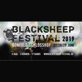 Bild: blacksheep Festival 2019 - Samstagticket (+ VIP Ticket)