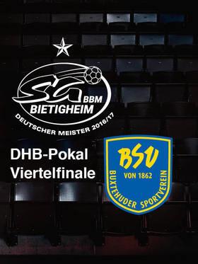 Bild: SG BBM Bietigheim vs. Buxtehuder SV