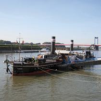 Bild: Hafenrundfahrt Duisburg - Weiße Flotte