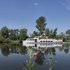 Bild: Panoramatour ins Bergische Land - Weiße Flotte