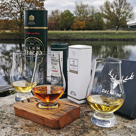 Bild: Whisky-Tasting auf der Ruhr - Weiße Flotte