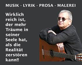 Ideal & Wirklichkeit - musikalisch-literarisches Konzert