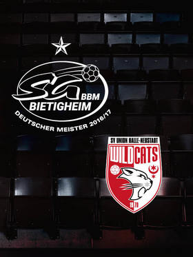 Bild: SG BBM Bietigheim vs. SV Union Halle-Neustadt
